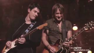 John Mayer & Keith Urban - Sweet Thing