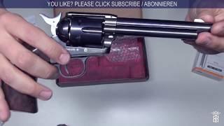 *Airsoft Unboxing* Umarex Colt Single Action Army | Deutsch - English Subtitle
