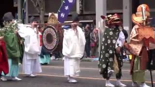 市内中心部(神田町、若宮町、柳ケ瀬、金公園等)で、みこしパレードが...