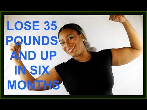 LOSE 35 POUNDS OR MORE IN SIX MONTHS (2018) LOSE WEIGHT WITH Khichi Beauty