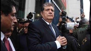 Ex Presidente de Perú se disparó en la cabeza
