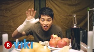 Descendants of the Sun EP 16 Song Joong Ki 39 s Ghost