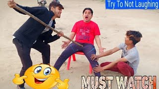 MUST WATCH FUNNY 🤣🤣 COMEDY VIDEOS 2019 EPISODE-88 ||FULL ENTRAINMENT