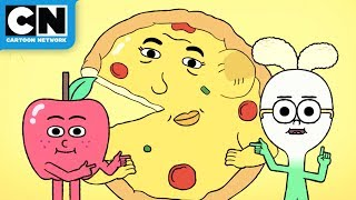 Apple & Onion | Minisode | Pizza Party | Cartoon Network