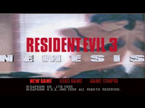 Resident Evil 3 : Ada Wong Survivor Hardcore + Randomizer Final VER Playstation Mod ]