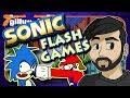Sonic Flash Games - gillythekid