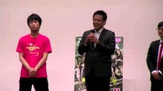 シーツーWEB版 http://www.riverbook.com/ ▷園子温監督の演出と染谷将太...