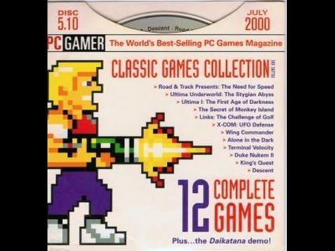 PC GAMER MAGAZINE BUNDLE CD REVIEW El Chino
