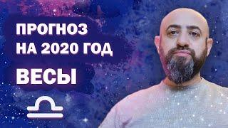 Гороскоп ВЕСЫ 2020 год / Ведическая Астрология