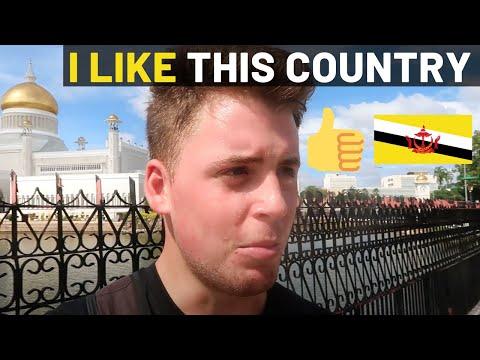 Brunei Travel Vlog - Why Did I Travel Here?