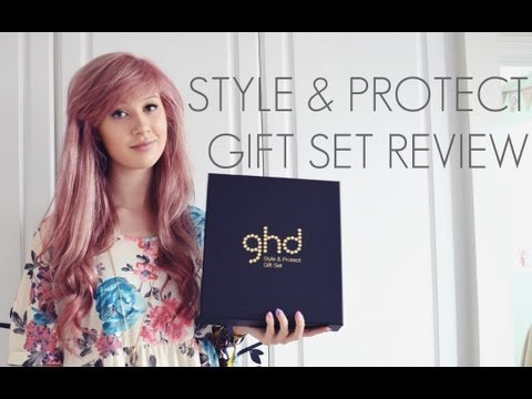Relaxed Waves Tutorial // ghd Style & Protect Review