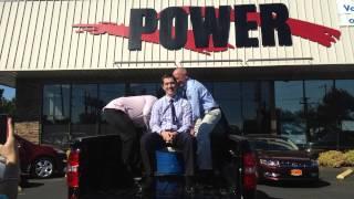 Power Buick GMC Volkswagen Ice Bucket Challenge