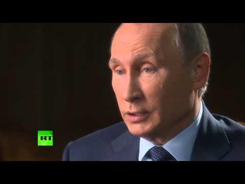 Владимир Путин: Заявления