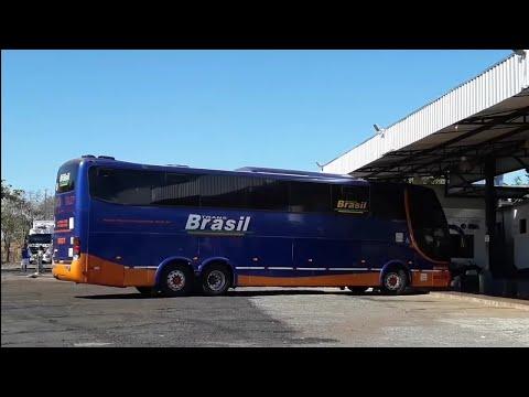 POSTO GAVIÃO RODOVIA ANHANGUERA KM 312,6 RIBEIRÃO PRETO-SP(MOVIMENTO DA TRANS BRASIL)