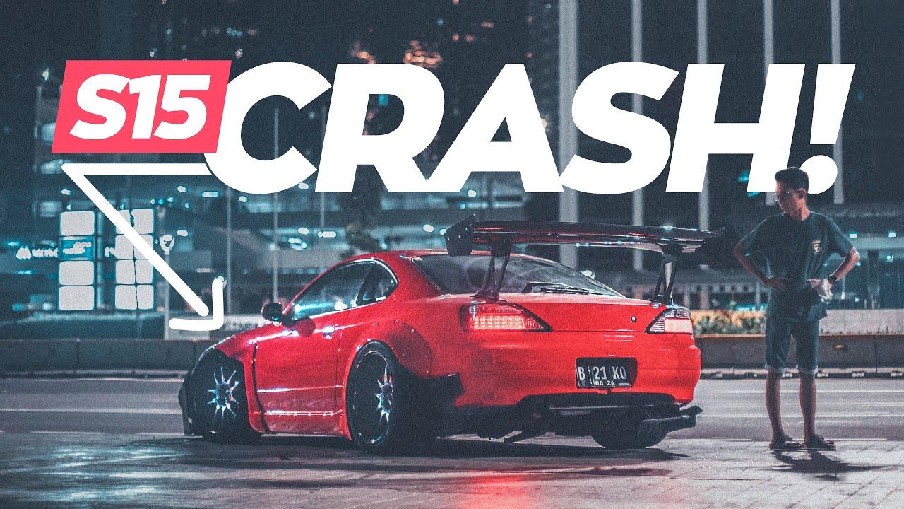 S15 Kecelakaan di Tol + Airsus Bocor | Lanjut Modif!