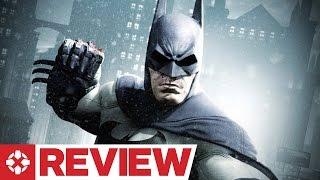 Batman: Arkham Origins  Review thumbnail