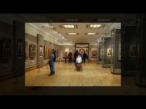 Galleria Tretykov di Mosca