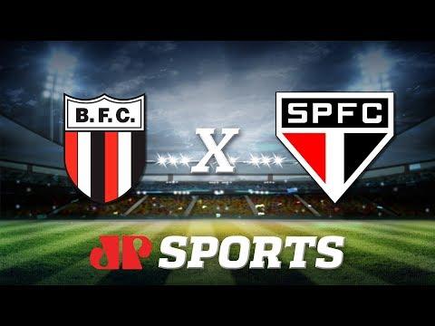 AO VIVO - Botafogo-SP x São Paulo - 08/03/20 - Campeonato Paulista - Futebol JP