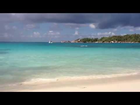 Anse Lazio, Praslin Island, Seychelles