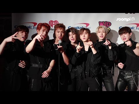 """MONSTA X On Jingle Ball Tour: """"At First They Were Fascinated, Then They Started Cheering"""""""