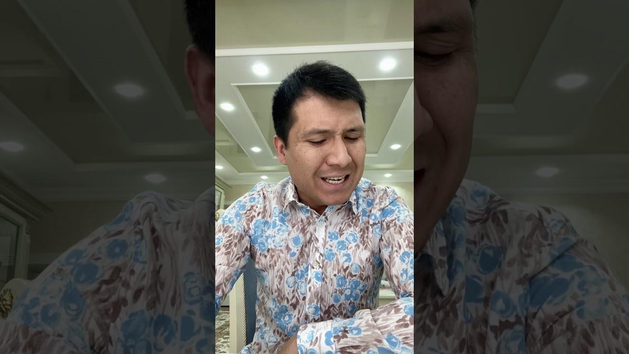 Qilichbek Madaliyev - Virusni birdamlikda yengamiz MyTub.uz