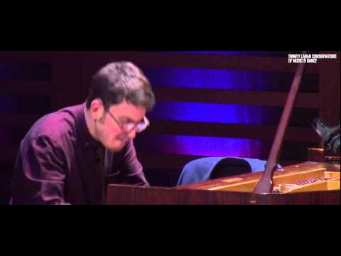 The Gold Medal Competition 2014 - Elliot Galvin (Jazz Finalist and Winner)