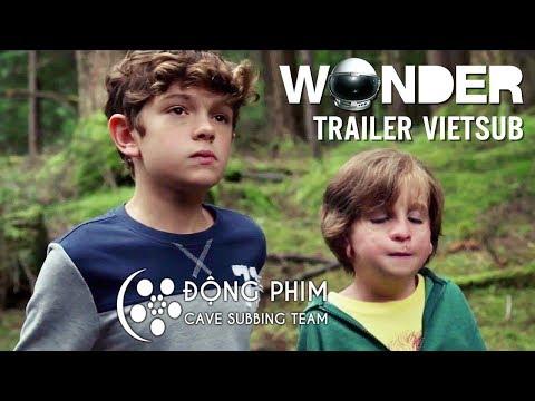 Xem phim Điều kỳ diệu - [Vietsub] Wonder   ĐIỀU KỲ DIỆU   Official Trailer (HD)