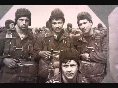 Память о службе в ВДВ 108 полк г.Каунас 1979-1981г.