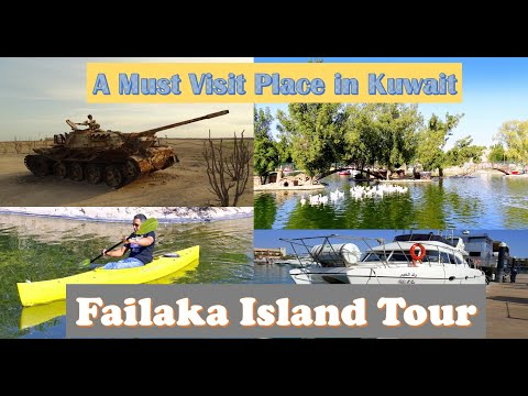 A Trip to Failaka Island