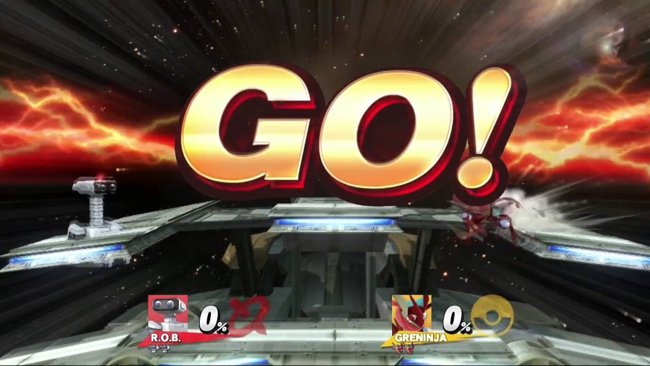 How pros start a match in Smash 4