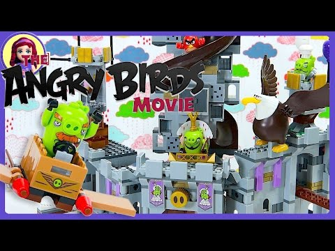 LEGO Angry Birds Movie King Pig