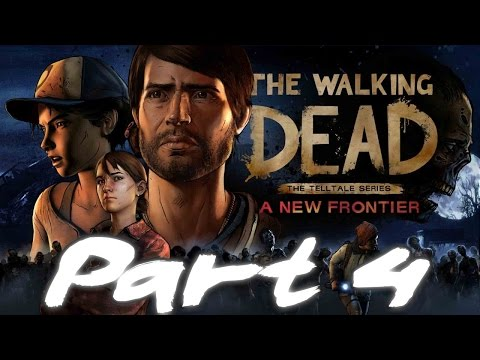 The Walking Dead A New Frontier Gameplay #4 - Thicker than Water (PC)
