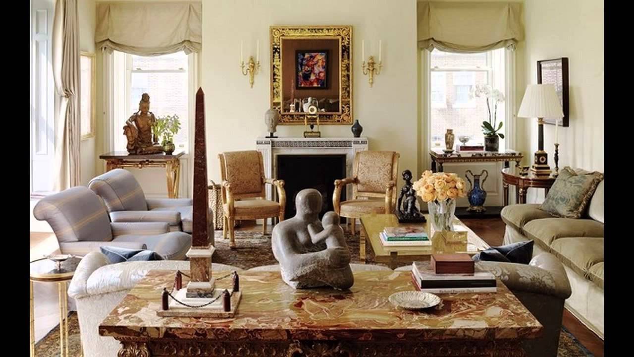 Accent Pieces for Living Room - YouTube