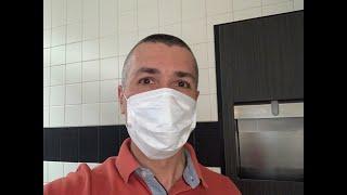 Пандемия коронавируса Маска для лица угнетает а не спасает