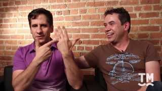 Broadway First Dates: Seth Rudetsky and James Wesley