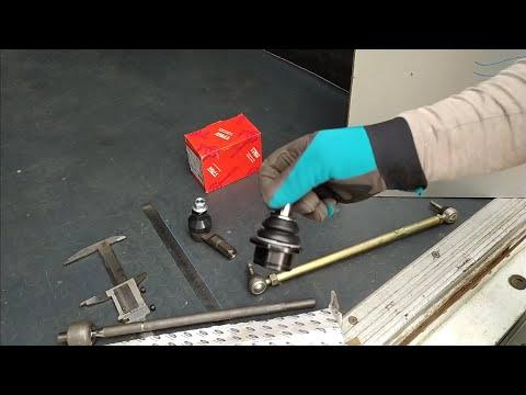 Не всегда нужно делать развал-схождение при ремонте подвески. Форд транзит 2.4-2.2  #ремонтподвески