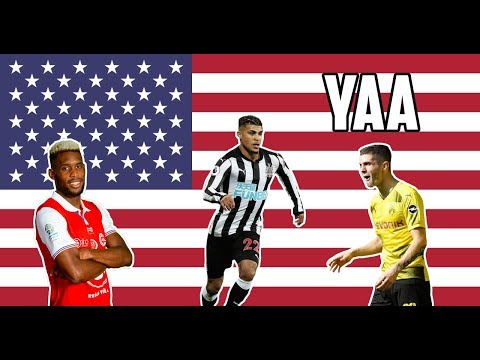Young Americans Abroad Episode 10: Pulisic Scores, Siebatcheu Brace, and Yedlin Excels