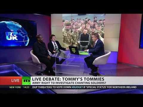 Debate: Tommy's Tommies