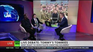 Debate: Tommy's Tommies