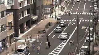 東日本大地震-東京都台東区での揺れ20110311