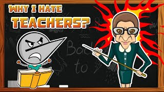Types Of Teachers | Ft. Slayy Point