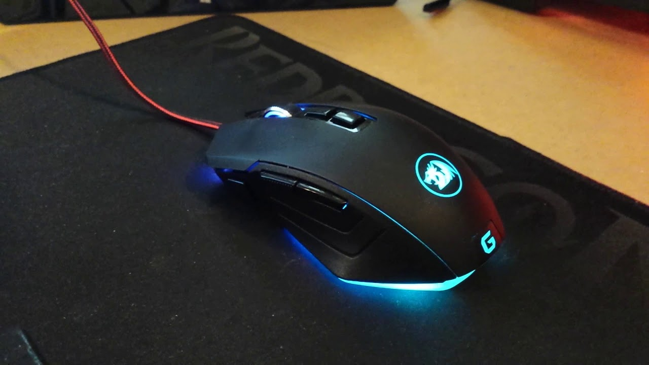 c3d0782bad2 REDRAGON LAVAWOLF M701 GAMING MOUSE - UNBOXING - 4K by Game Centar