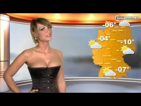 Wetter für Donnerstag, 02.02.2012 von SexyAnja - YouTube