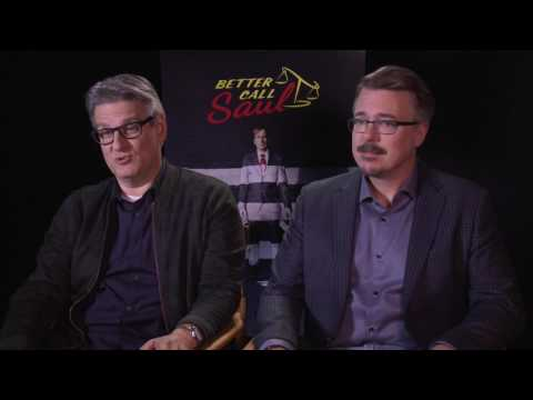 """Peter Gould & Vince Gilligan Talk About the Origins of """"Better Call Saul"""""""