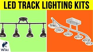 10 Best LED Track Lighting Kits 2019