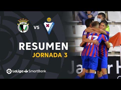 Burgos Eibar Goals And Highlights