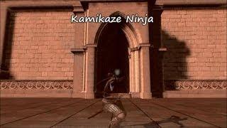 Dark Souls - Kamikaze Ninja