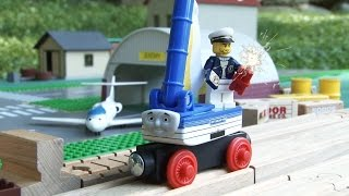 The Fat Controller, the Stationmaster, and the Railboat - Meet the Characters!