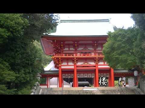 天智天皇 山科陵とアニメ「ちはやふる」の聖地 近江神宮を散策