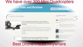 Quadcopter With Onboard Camera | Hubsan X4 Quadcopter